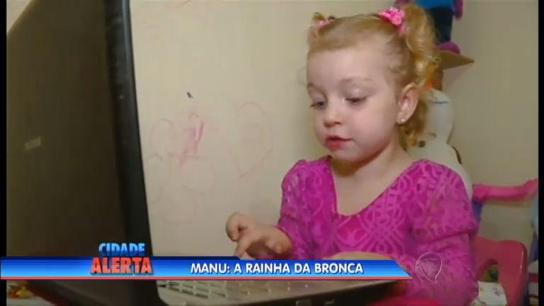 """Conheça Manu, a """"rainha da bronca"""" que faz o maior sucesso na ..."""