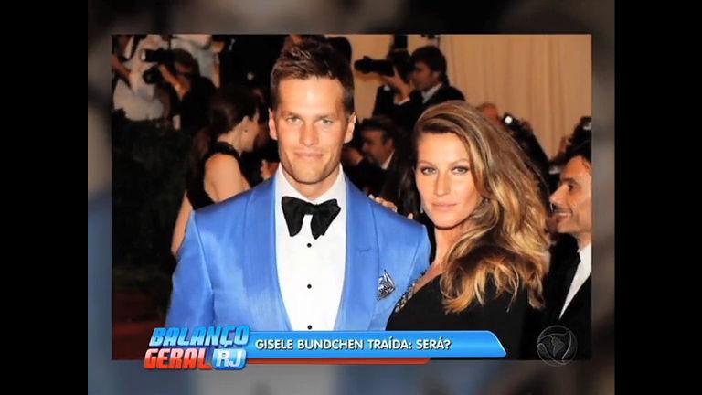 Modelo Gisele Bündchen estaria se separando do marido