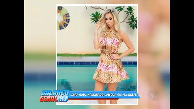 Loira finge que tem câncer para tirar dinheiro de namorado carioca