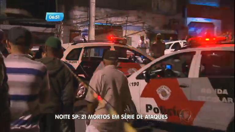 Áudio revela suposta ameaça de bandido antes de ataques em ...