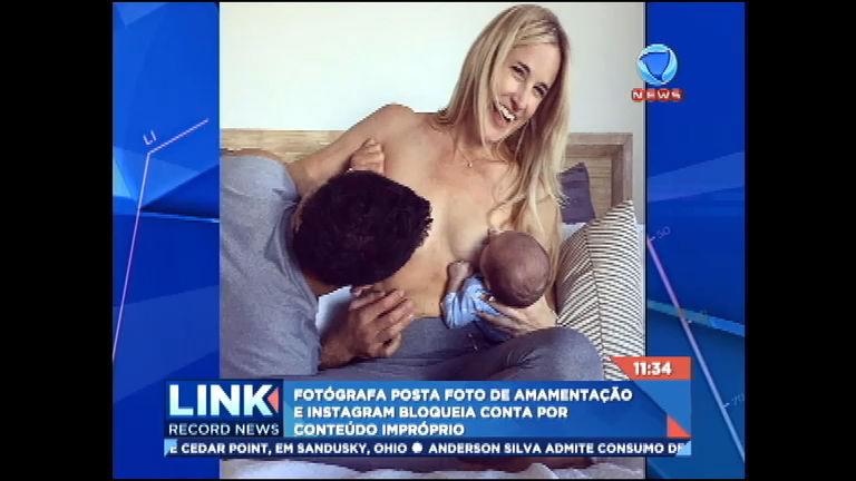 Mães lutam pelo direito de amamentar em público sem ...