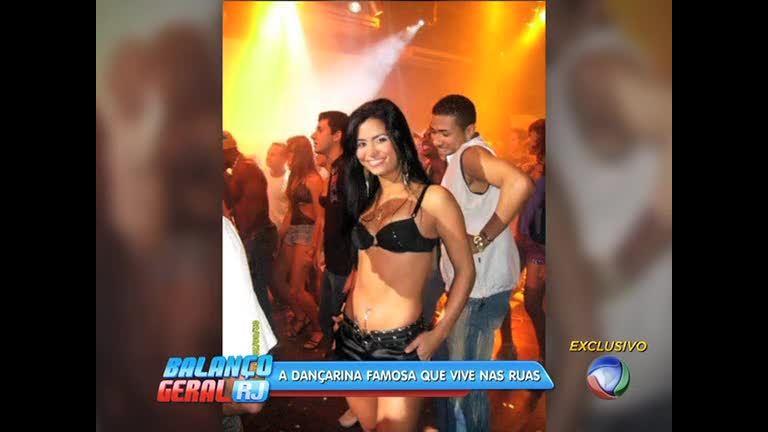 Antiga dançarina de funk se tornou viciada em crack e vive nas ruas ...
