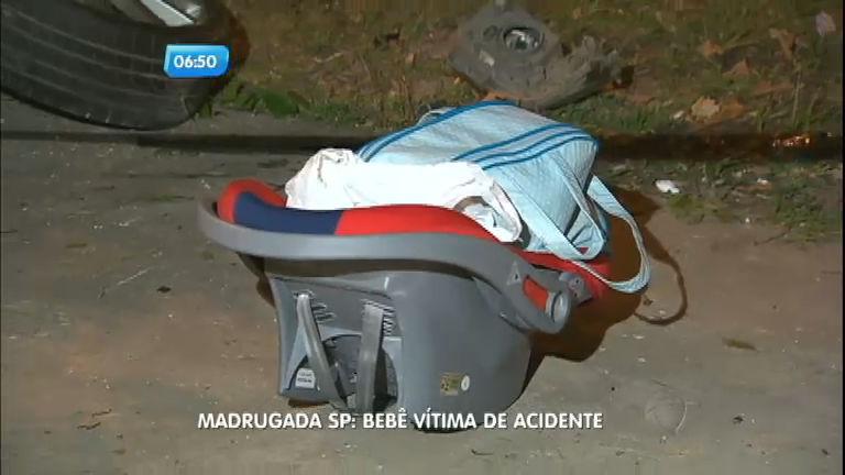 Acidente de carro mata bebê na zona oeste de São Paulo - Notícias ...