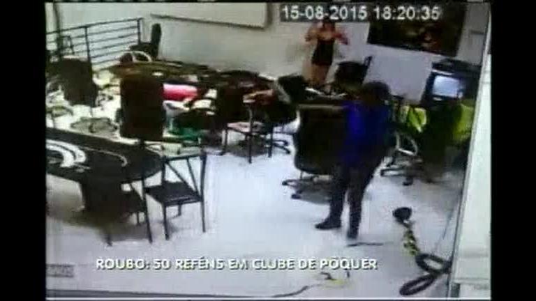 Bandidos fazem 50 reféns em clube de pôquer - Minas Gerais - R7 ...