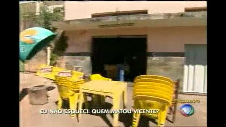 """""""Eu não esqueci"""": quem matou Vicente? - Minas Gerais - R7 MG ..."""