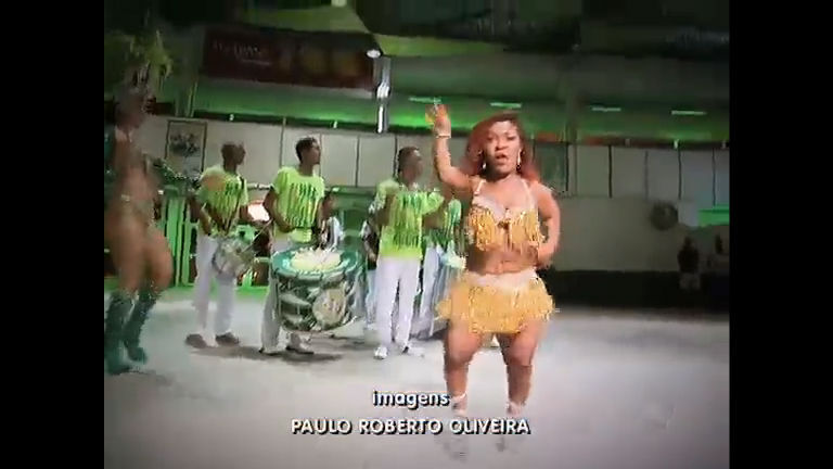 Passista anã sonha em ser rainha de bateria - Rio de Janeiro - R7 ...