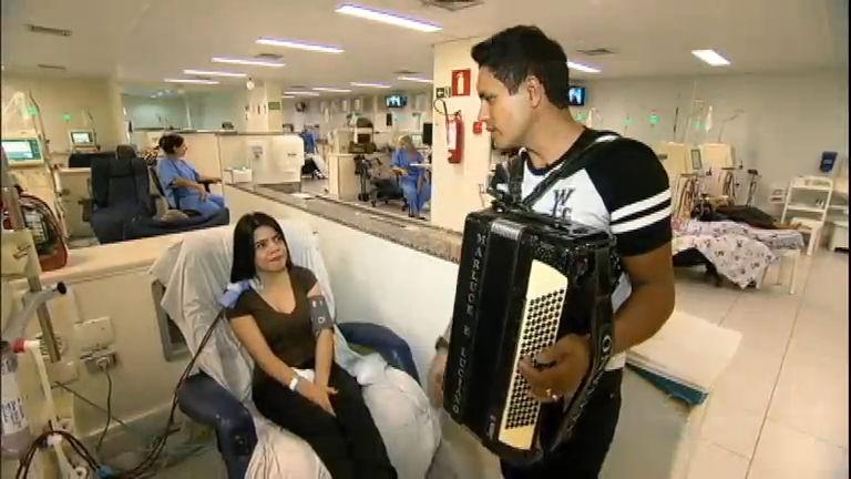 Drama em família: para salvar irmã, cantor sertanejo tenta doar rim ...