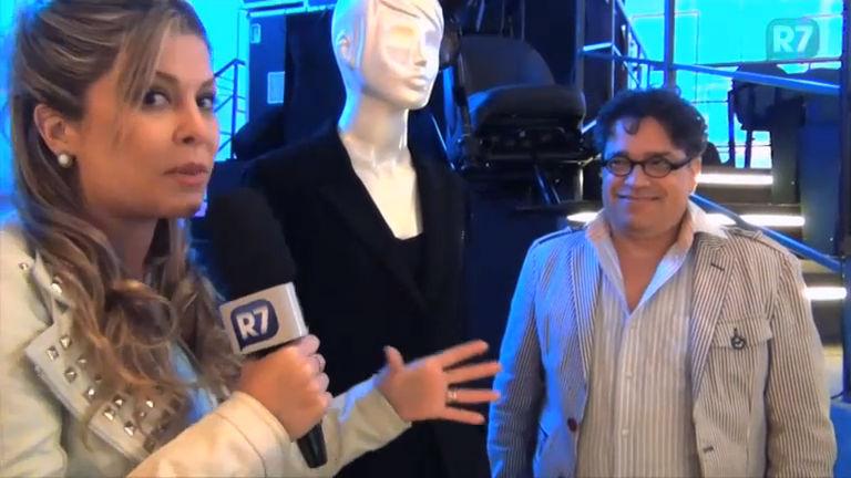 Figurinista mostra detalhes de roupa leiloada por Xuxa para ajudar ...