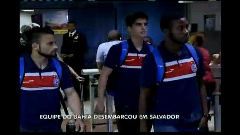 Eliminado da copa Sul- Americana, Bahia foca na série B - Bahia ...