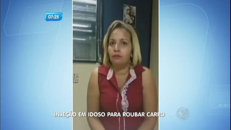 Mulher é acusada de injetar insulina para matar idoso e roubar carro no RJ