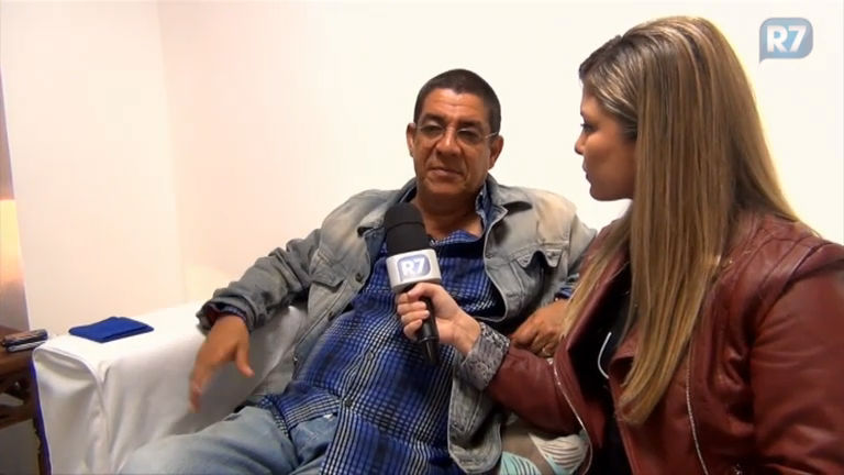 Zeca Pagodinho 'congela' em estúdio e diz que prefere clima ...