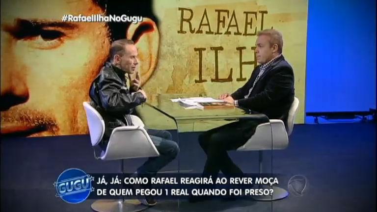 Rafael Ilha conta por que engoliu uma pilha - Entretenimento - R7 ...