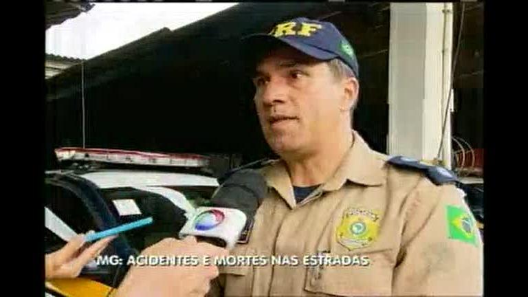 Feriado tem acidentes e mortes nas estradas - Minas Gerais - R7 ...