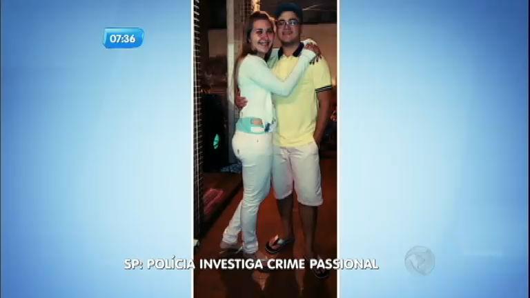 Rapaz preso suspeito de atirar e matar namorada durante for Muralha e sua namorada