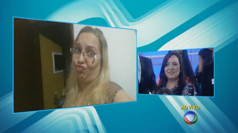 Xuxa ajuda fã a se transformar em uma diva - Rede Record