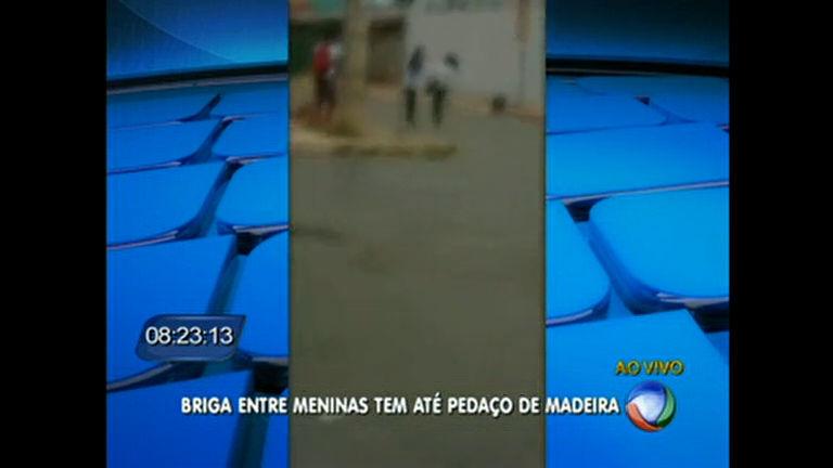 Briga de meninas quase acaba em tragédia - Distrito Federal - R7 ...