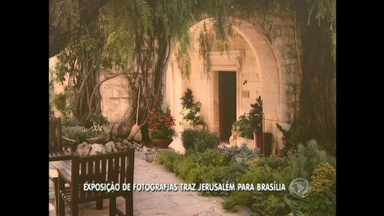 Exposição revela cenários exóticos de Jerusalém - Distrito Federal ...