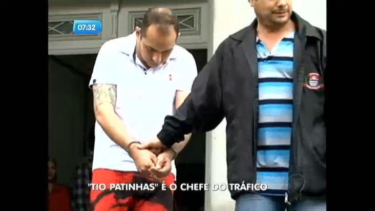 """Chefe do tráfico """" Tio Patinhas"""" é preso em condomínio de luxo no ..."""