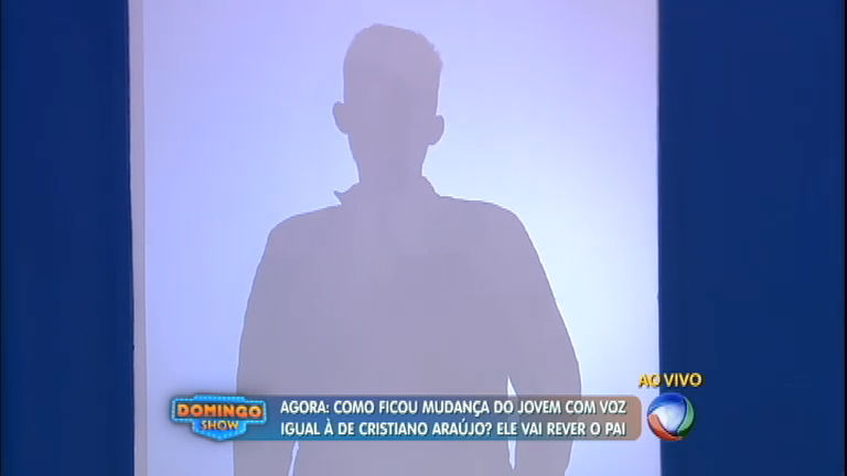 Jovem com voz igual a de Cristiano Araújo passa por transformação ...