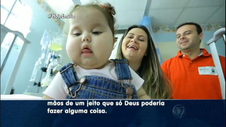 """""""Minha filha nunca desistiu"""", afirma mãe de Sofia - Entretenimento ..."""