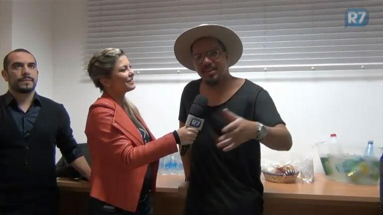 Bruno conta o que faz o grupo Sorriso Maroto sorrir à toa