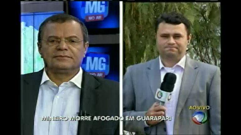 Mineiro morre afogado em Guarapari ( ES) - Minas Gerais - R7 MG ...