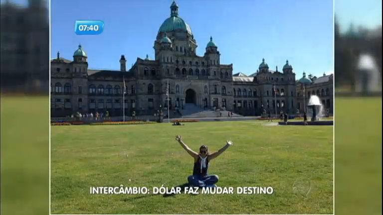 """Com dólar mais barato, Canadá é o """" queridinho"""" dos intercambistas ..."""