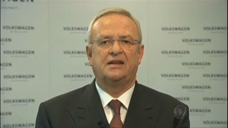 Após escândalo, presidente mundial da Volkswagen renuncia ao cargo
