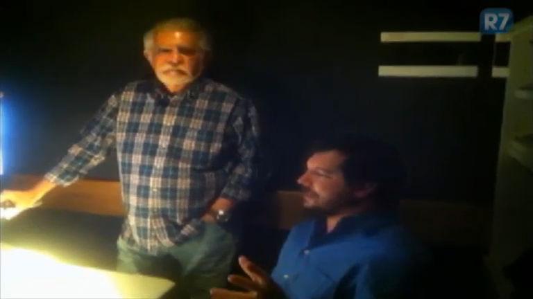 Domingos Meirelles conta os bastidores do programa desta segunda (27)