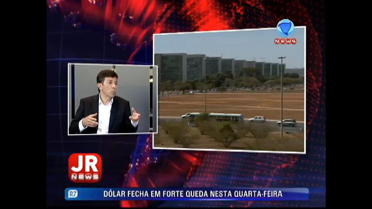 João Dionísio Amoêdo apresenta propostas do Partido Novo ...