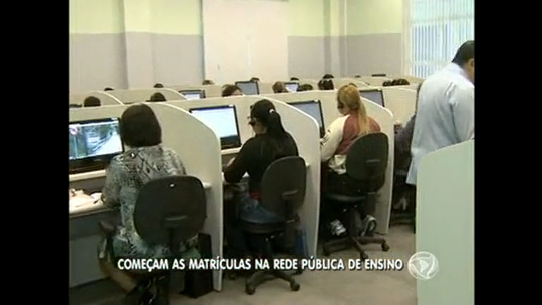 Matrículas para escolas públicas estão abertas - Rede Record