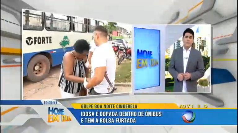Idosa é dopada furtada dentro de ônibus no centro de Belém - Rede ...