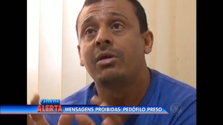 Pedófilo é preso em flagrante após combinar encontro com menina ...
