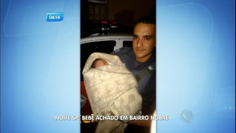 Bebê abandonado é encontrado dentro de sacola em bairro nobre ...