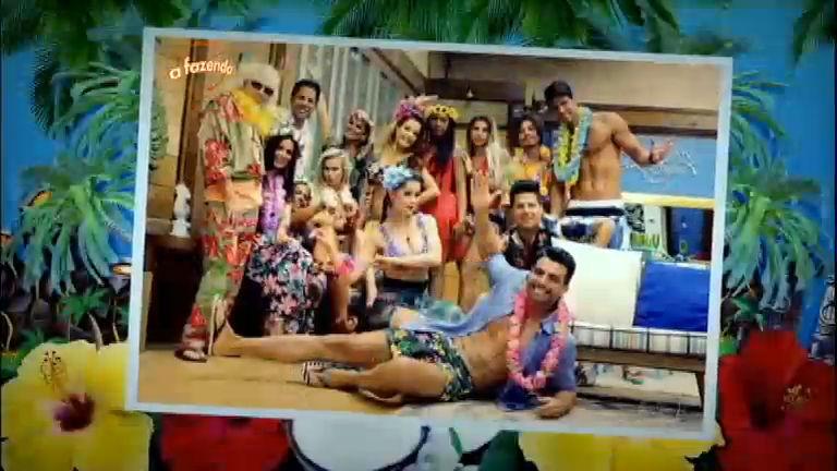 Confira tudo o que rolou entre os peões ontem (9) na Festa Havaí ...