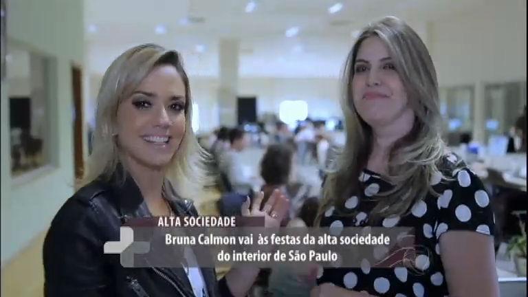 Bruna invade uma festa da alta sociedade do interior de São Paulo ...
