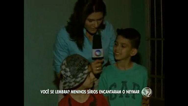 Meninos sírios que fugiram da guerra gravarão CD sertanejo ...