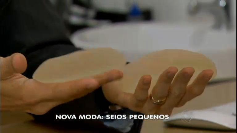 Nova tendência: mulheres reduzem próteses em busca de seios ...