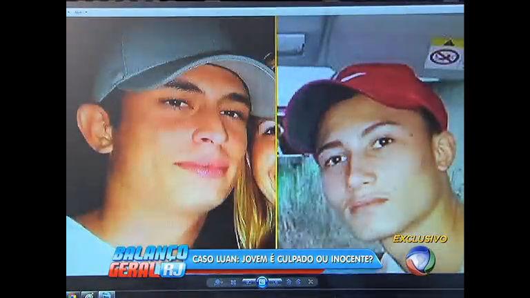 Reviravolta: Irmãos do possível suspeito garantem que Luan é inocente