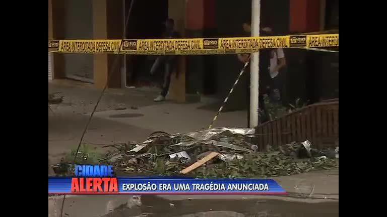 Explosão: funcionários e moradores afirmam que era uma tragédia anunciada