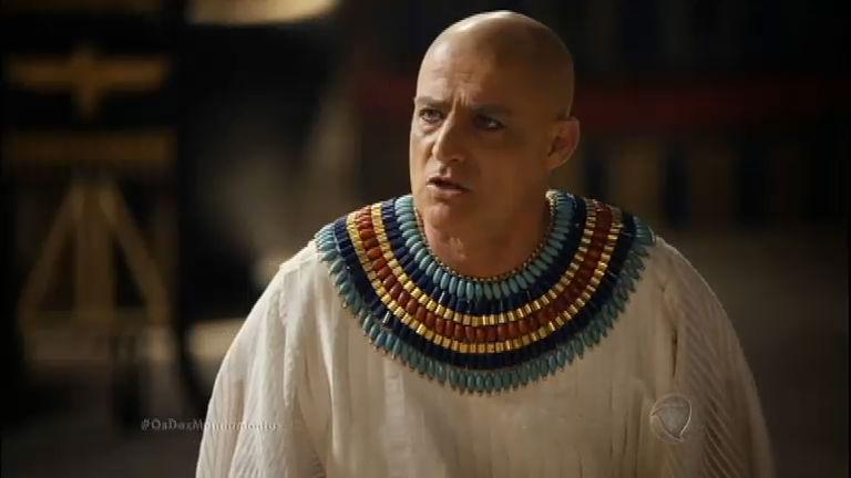 Paser questiona Ramsés e é ameaçado - Entretenimento - R7 Os ...