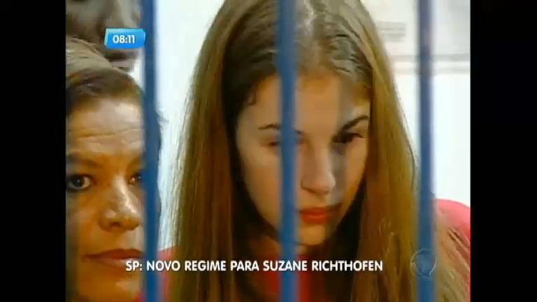 Suzane von Richthofen ganha direito ao regime semiaberto ...