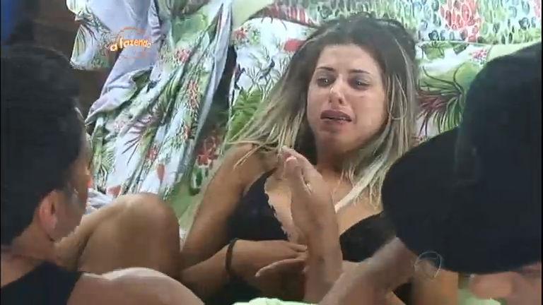 Saída de Thiago Servo deixa Ana Paula Minerato arrasada - A ...
