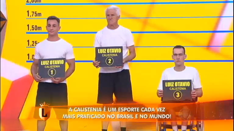 Os Impostores: Munhoz e Mariano tentam adivinhar quem é o atleta ...