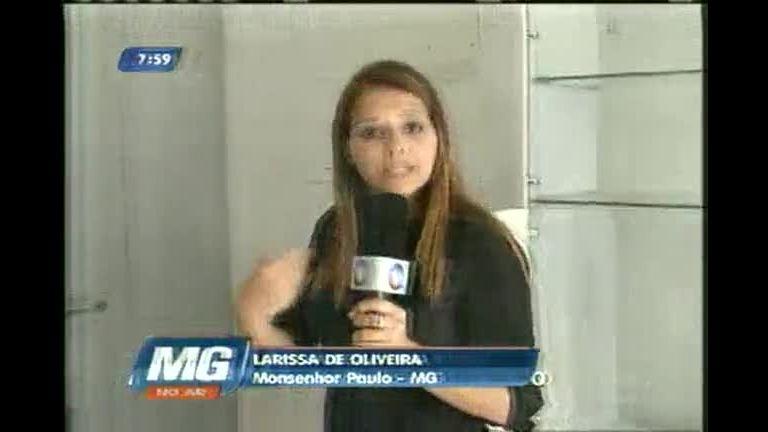 Ladrão mascarado tenta invadir casa lotérica blindada no sul de MInas