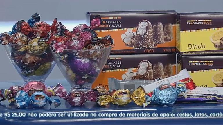 Confira a novidade dos Chocolates Brasil Cacau - Entretenimento ...