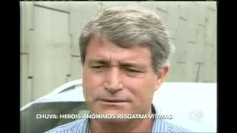 Temporal em BH: heróis anônimos ajudam a resgatar vítimas ...
