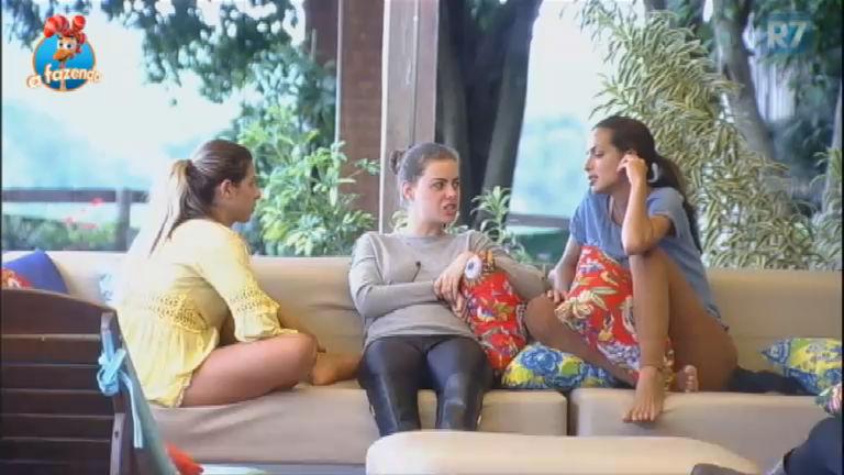 Ana Paula, Carla e Rayanne planejam vingança contra JP Mantovani
