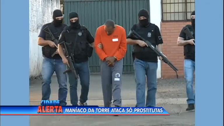 Maníaco que matava garotas de programa é preso em Maringá (PR) - RecordTV -  R7 Cidade Alerta 2ac37211b4b