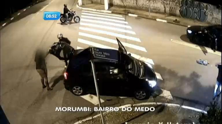Moradores relatam rotina de assaltos no Morumbi, em São Paulo ...